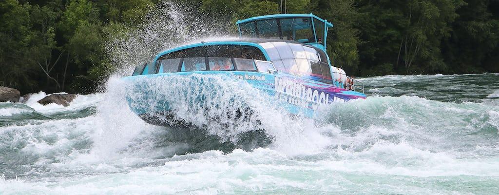 Excursion en bateau à Niagara River Freedom avec départ américain