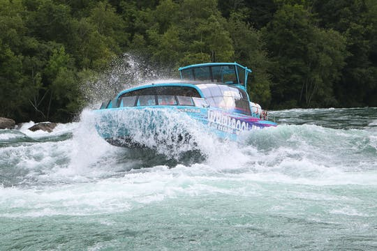 Niagara River Freedom boat tour with American Departure