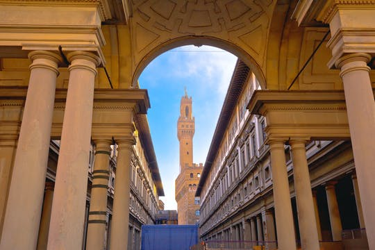 Prywatna wycieczka z przewodnikiem po Galerii Uffizi