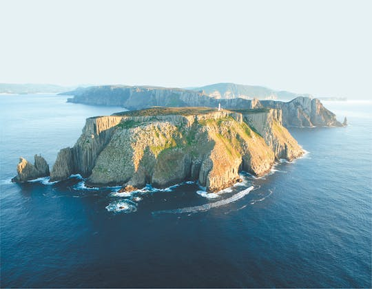Tasman Island Cruises full day tour from Hobart with Devil Park visit