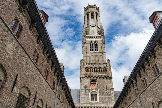 Day trip in Bruges and Ghent from Brussels