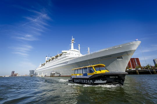 ss Rotterdam Sea Breeze Deluxe audio tour