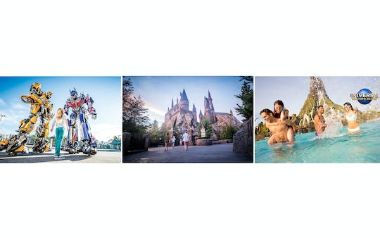 Universal Orlando Resort 3-Park Explorer ticket