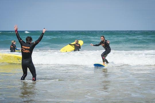 Esperienza di surf per principianti a Newquay