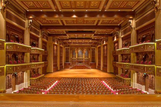 Royal opera house tour with transfer