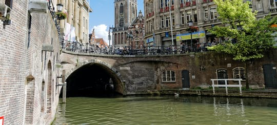 Cruzeiro pelo canal Utrecht de 1 hora