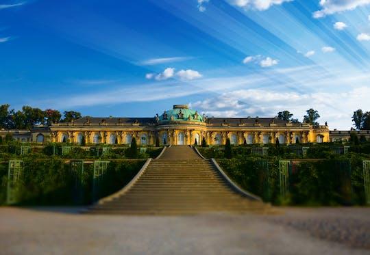 Palácios e jardins reais em Potsdam, tour privado com pick up