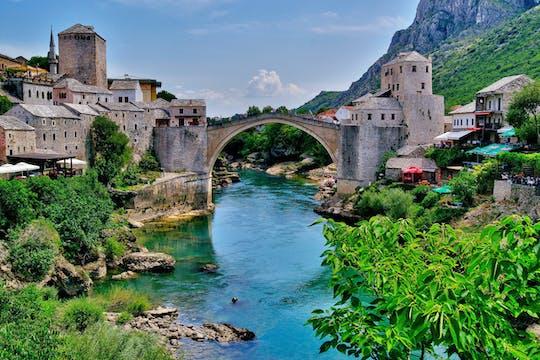 Tour privado de um dia para Mostar saindo de Zadar