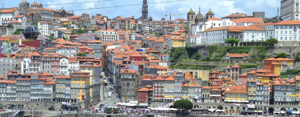 Tour privado de día completo por Oporto
