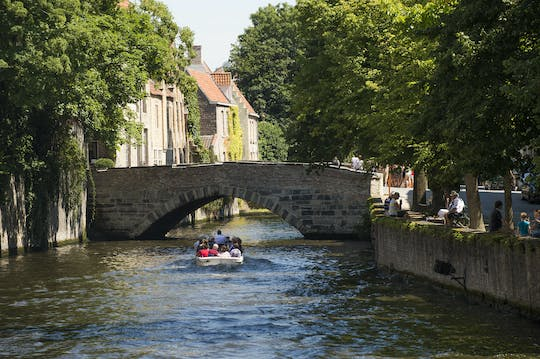 Customized private tour in Bruges from Brussels