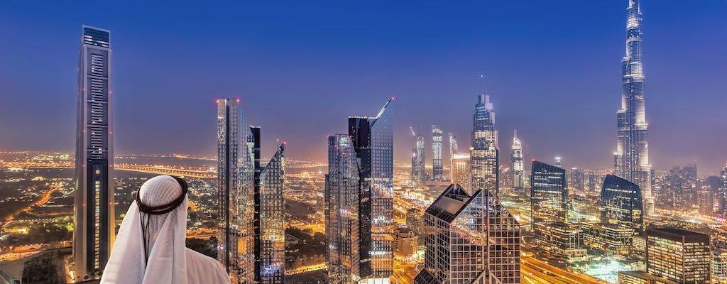 Дубай традиционные городские экскурсии из Шарджи
