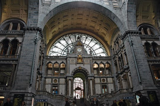 Private excursion in Antwerp from Brussels