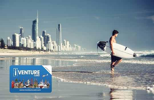 Karnet na atrakcje Gold Coast Flexi