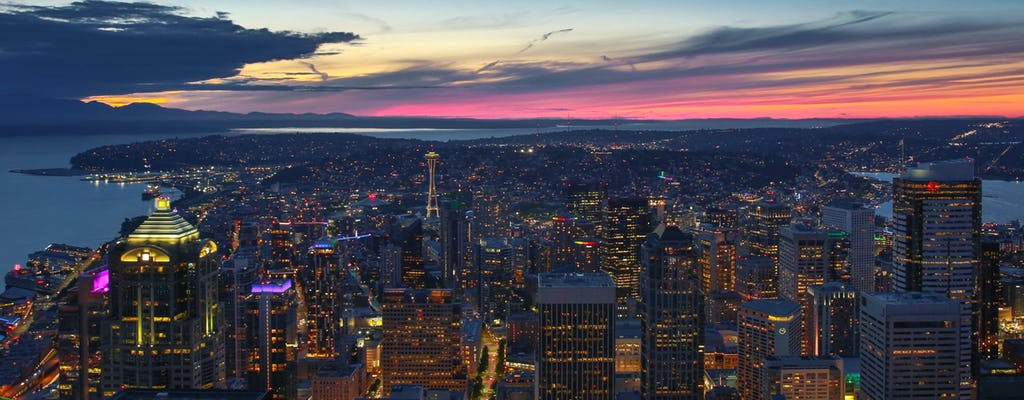 Seattle Sky View Observatory private experience