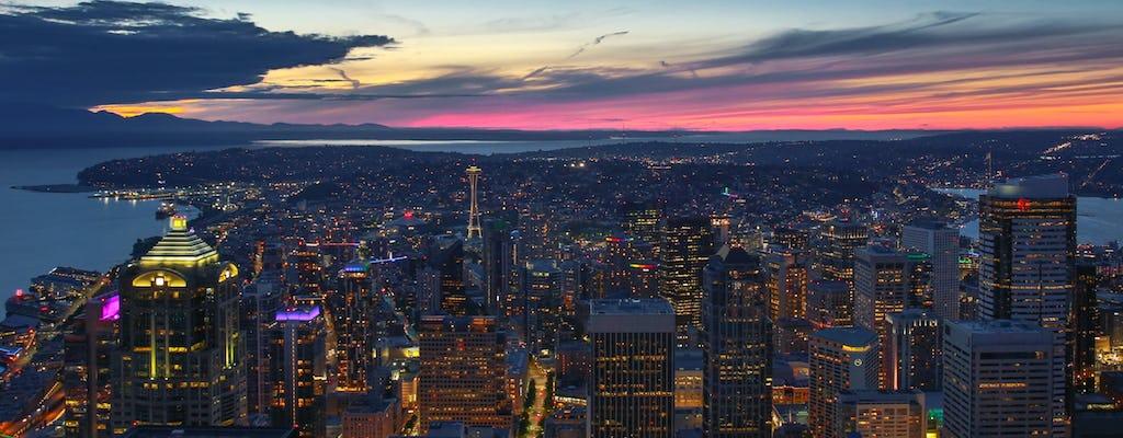 Esperienza privata del Seattle Sky View Observatory