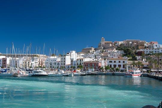 Versteckte Ibiza-Stadt Tour