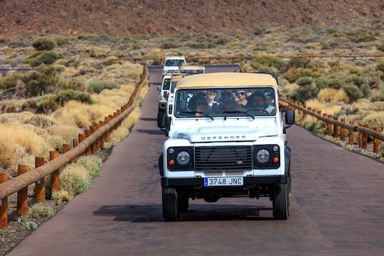 Teide Nationalpark Geländewagen-Safari