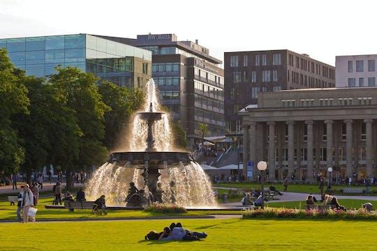 Stuttgart guided city tour
