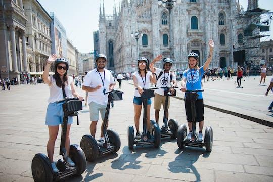 Milan 2-hour self-balancing scooter tour