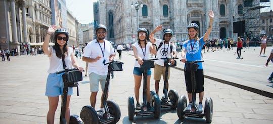 Tour in scooter autobilanciato di 2 ore a Milano