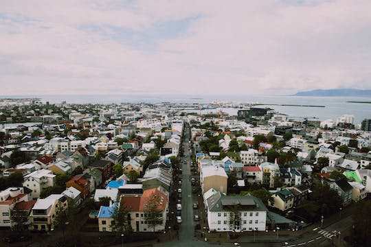 Descubre Reykjavik en 60 minutos con un local.