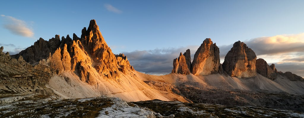 The Heart of the Eastern Dolomites private tour