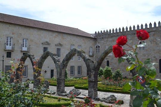 Prywatna wycieczka Minho do Bragi i Guimarães