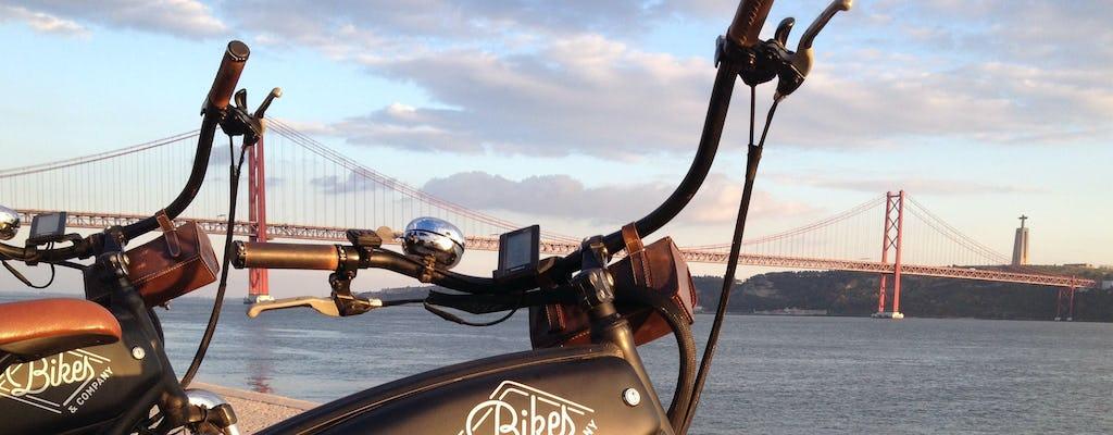 Lisbon e-bike delicious tour