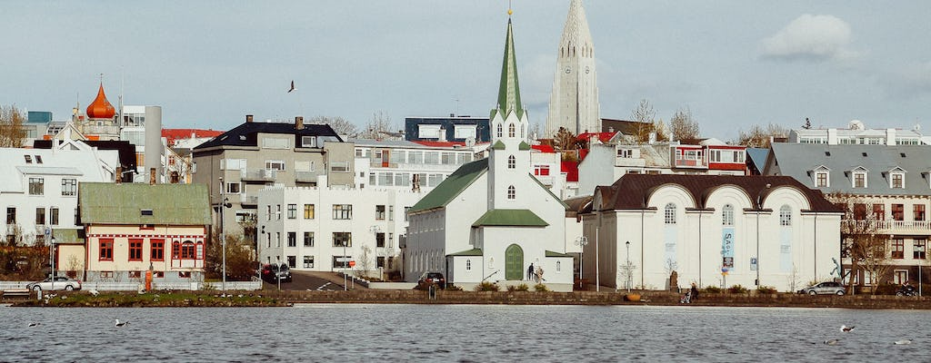 Tour of instagrammable spots of Reykjavik with a local