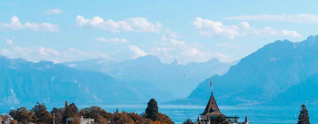 Tour of the instagrammable places of Lausanne with a local