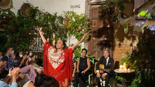 "Flamencoshow ""Vive Ayamonte"" met tapasdiner"