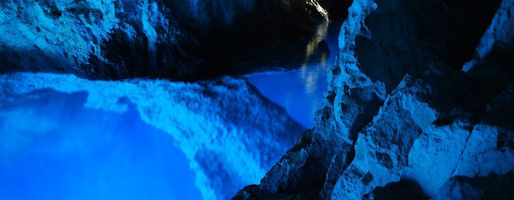 Экскурсия на лодке с гидом в Голубую пещеру и на 5 островов из Сплита