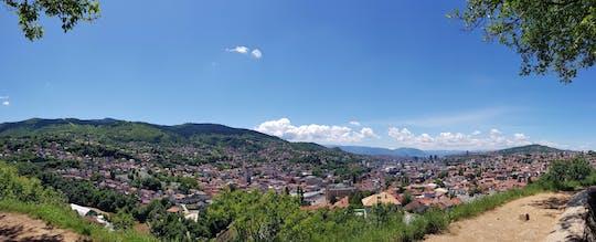 Visite guidée de la vieille ville de Sarajevo