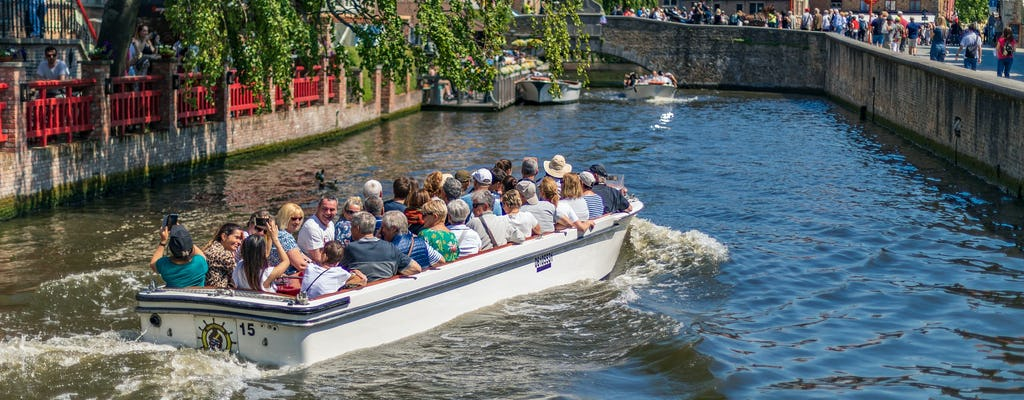 Visita guiada privada personalizada em Bruges