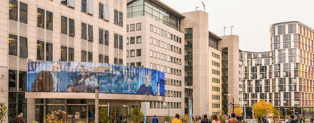 Wycieczka z przewodnikiem po Dzielnicy Europejskiej w Brukseli