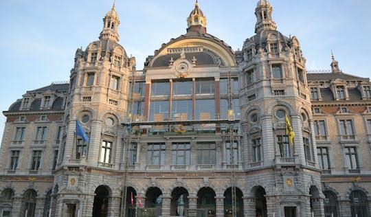 Visita guiada privada personalizada em Antuérpia
