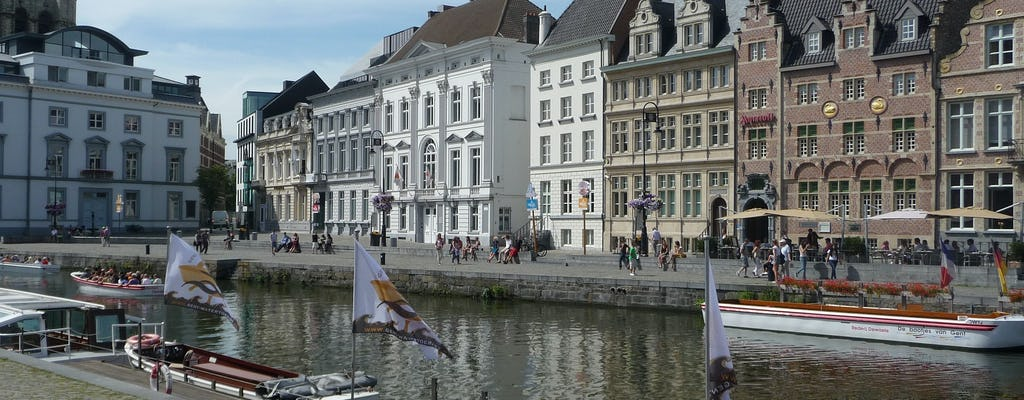 Customized private guided tour in Ghent