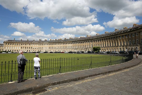 Bridgerton tour di Bath