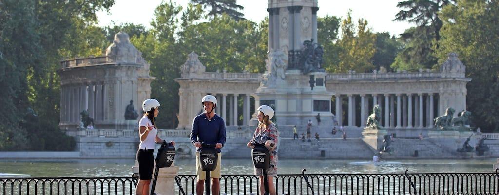 Visite du parc du Retiro de Madrid en Segway ™