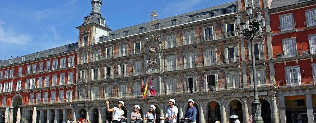 Tour Madrid Historical Segway ™