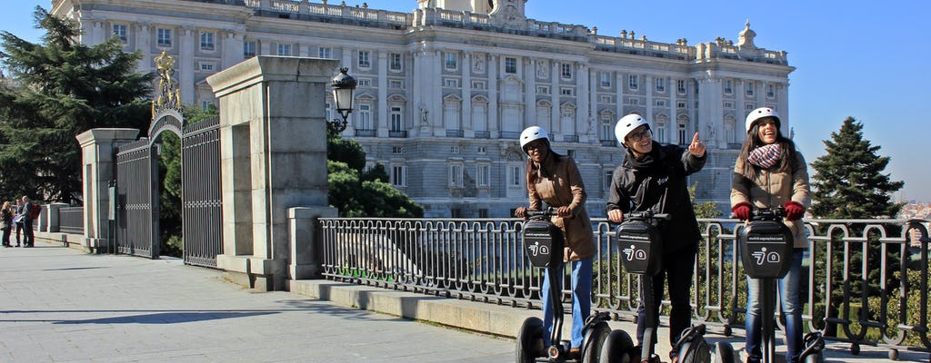 Madrid Royal Palace Segway™ tour