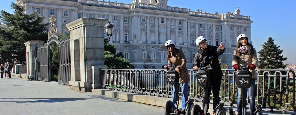 Tour in Segway ™ del Palazzo Reale di Madrid