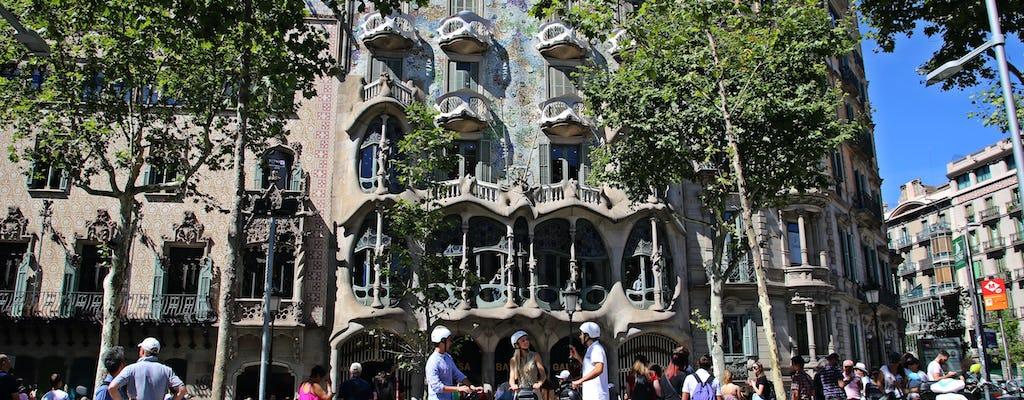 Tour Barcelona Gaudí Segway ™