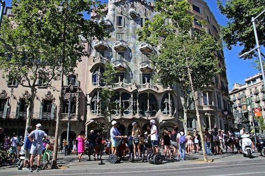 Barcelona Gaudí Segway™ tour