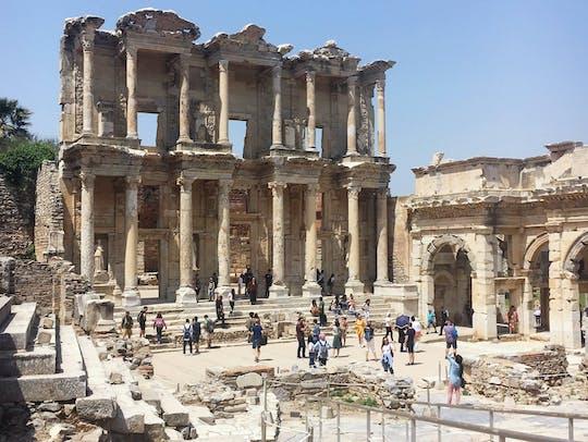 Visite privée d'Éphèse antique