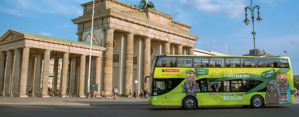 Берлин садитесь на автобус и отправляйтесь в круиз по реке Шпрее на 24 или 48 часов