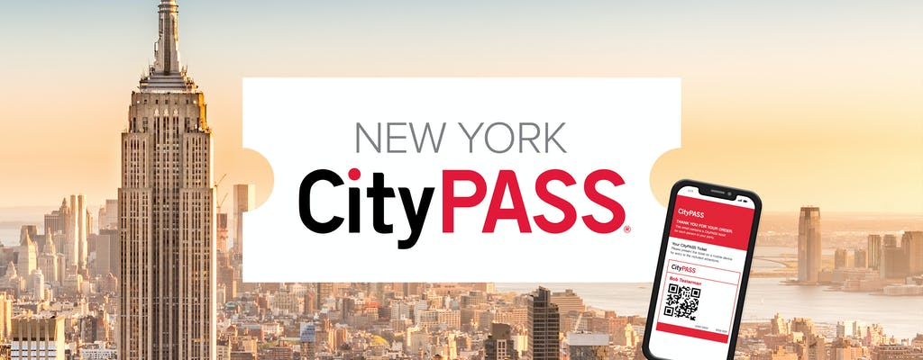 New York CityPASS: Six Top Attractions