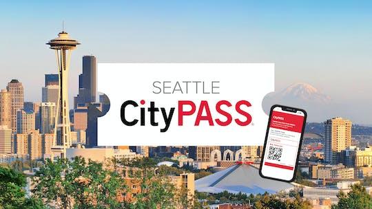 Entradas electrónicas CityPASS Seattle
