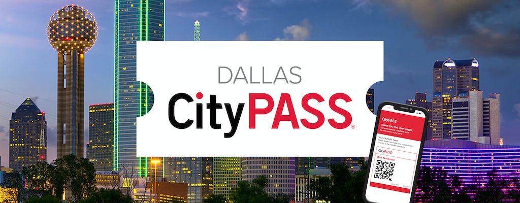 Entradas CityPASS Dallas en el móvil