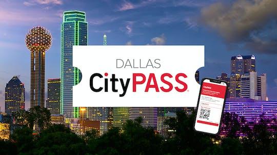 Billet électronique Dallas CityPASS